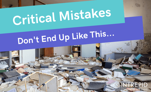 Avoid These Mistakes When Hiring A Perth Commercial Cleaner