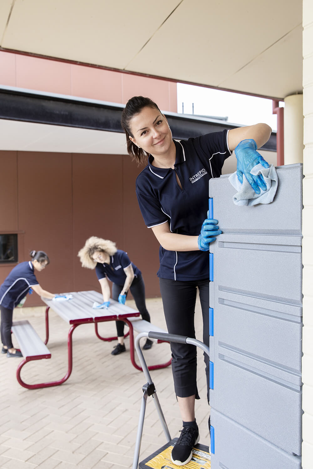 High School and Primary School Cleaning Perth